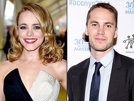 Rachel McAdams and Taylor Kitsch Are Dating! - Us Weekly