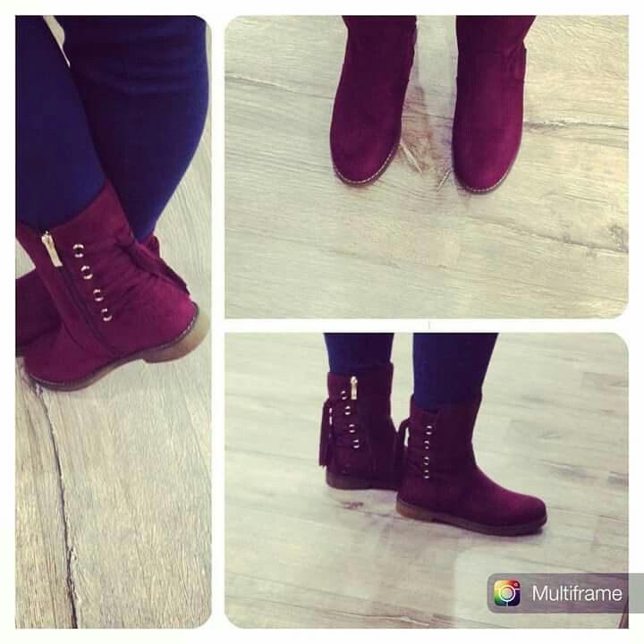 #execollection #suede #boots #fashionboots #taccoalto