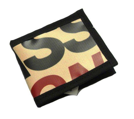 Men's wallet - letters