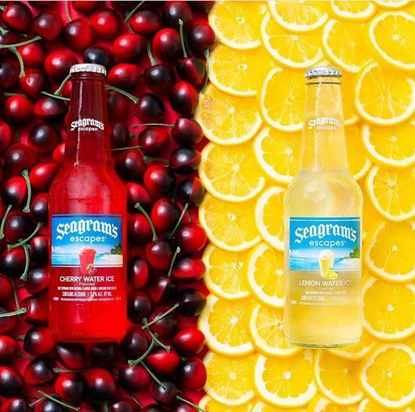 Seagrams Escapes Limited Edition Drinks Alcohol Recipes Alcohol Recipes Flavors