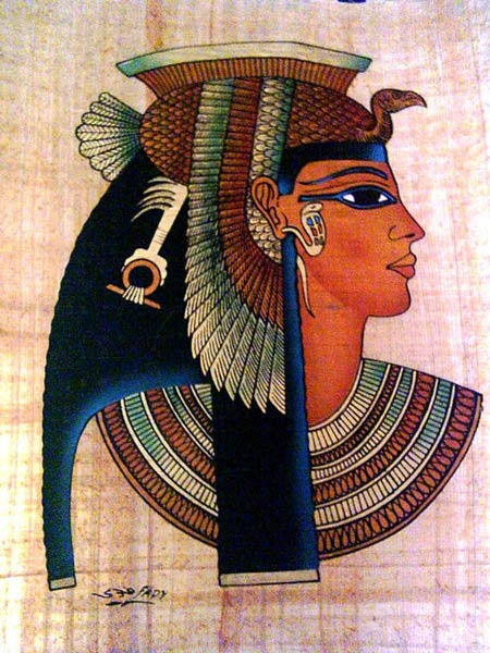 Cleopatra (modern day image)