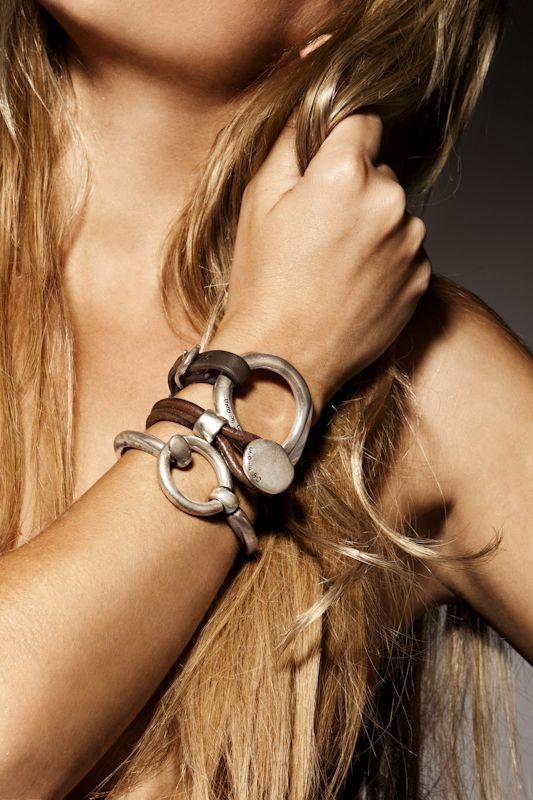 Dit zijn echt stoere armbandjes