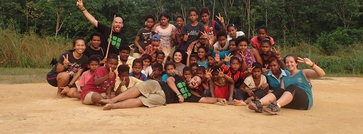 Help us provide basic education for a semi nomadic tribe in the rainforests of Malaysia.