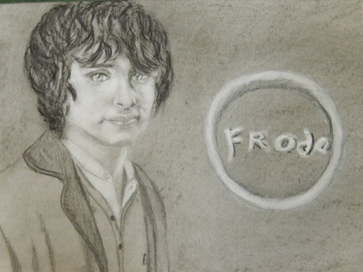 Frodo by 8manu on DeviantArt