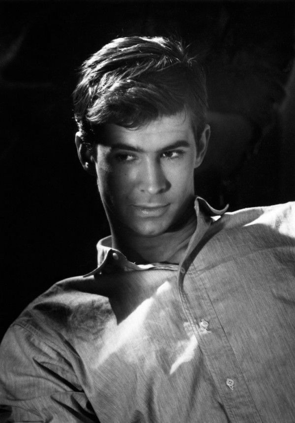 Anthony Perkins by Bob Willoughby