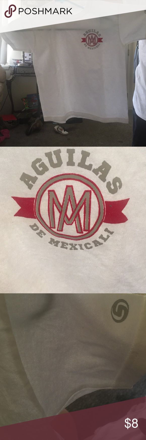 Aguilas de Mexicali baseball kids shirt. Mexicali baseball kids shirt Elsiglo Shirts & Tops Tees - Short Sleeve