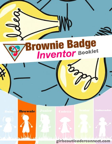 Brownie Inventor Badge Activities