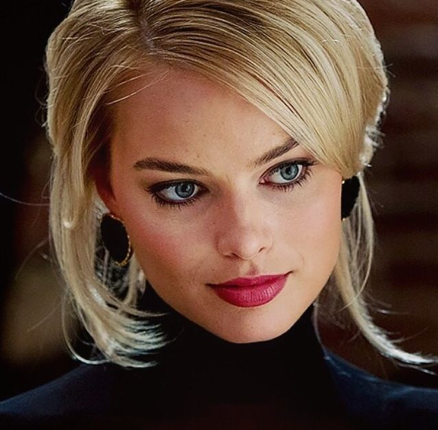 Margot robbie wolf of wall street makeup