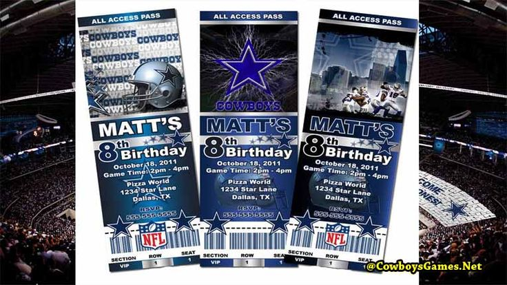 Dallas Cowboys Game Tickets 2017 | Buy Cowboys Tickets Online
