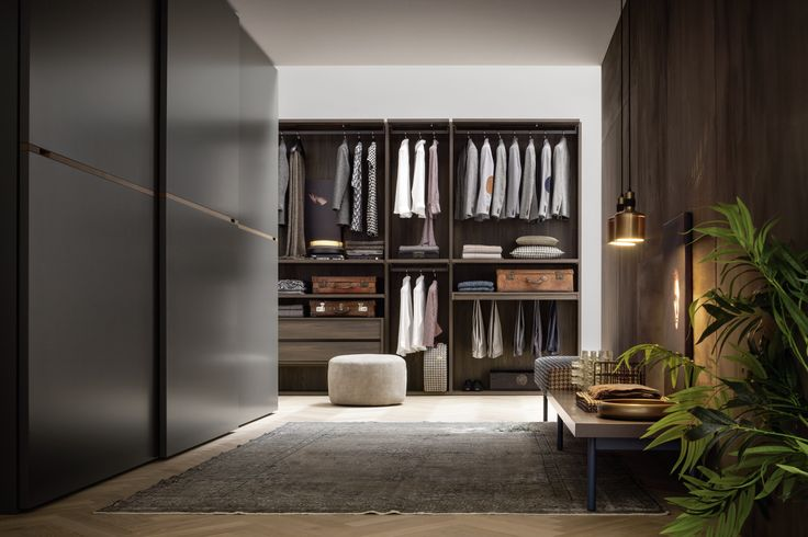 Design Kleiderschrank von Novamobili