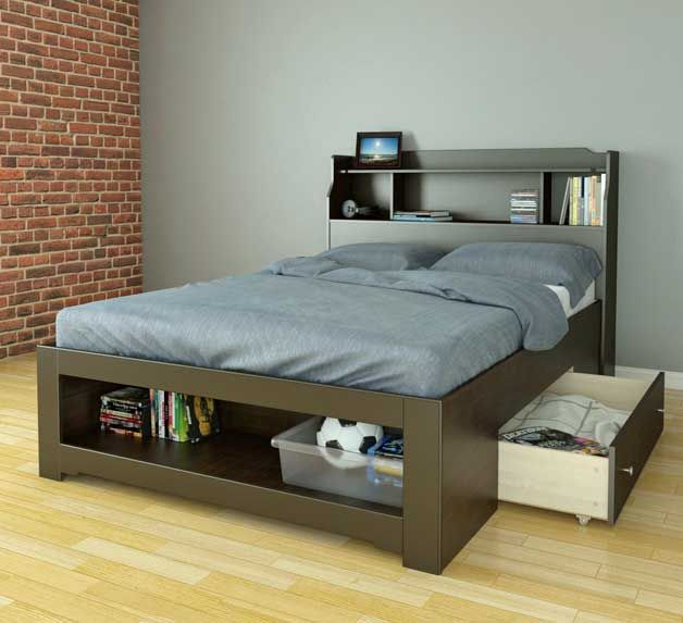 Space Saving Guest Beds With Storage Trundle Beds Http