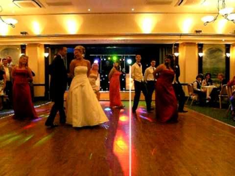 The Best Ever Wedding Dance Amazing First Of Nolan Love Idea Battle With Whole Posse