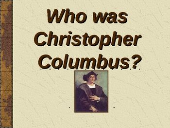 Columbus and champlain comparison