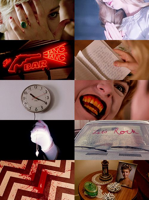 RTVF 398 Art Cinema Screening 9: Twin Peaks: Fire Walk With Me (David Lynch, 1992)