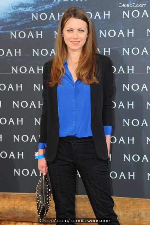 Alice Dwyer German Premiere of 'Noah' at Zoo Palast movie theater http://www.icelebz.com/events/german_premiere_of_noah_at_zoo_palast_movie_theater/