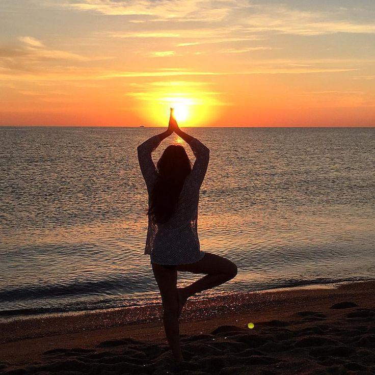 """Marianna Lagani su Instagram: """"Buongiorno a tutti  Il mio saluto al ☀️ sole 〰 6.07 am #Alba #calabria #strongoli #buongiorno #goodmorning #sunrise #salutoalsole"""""""