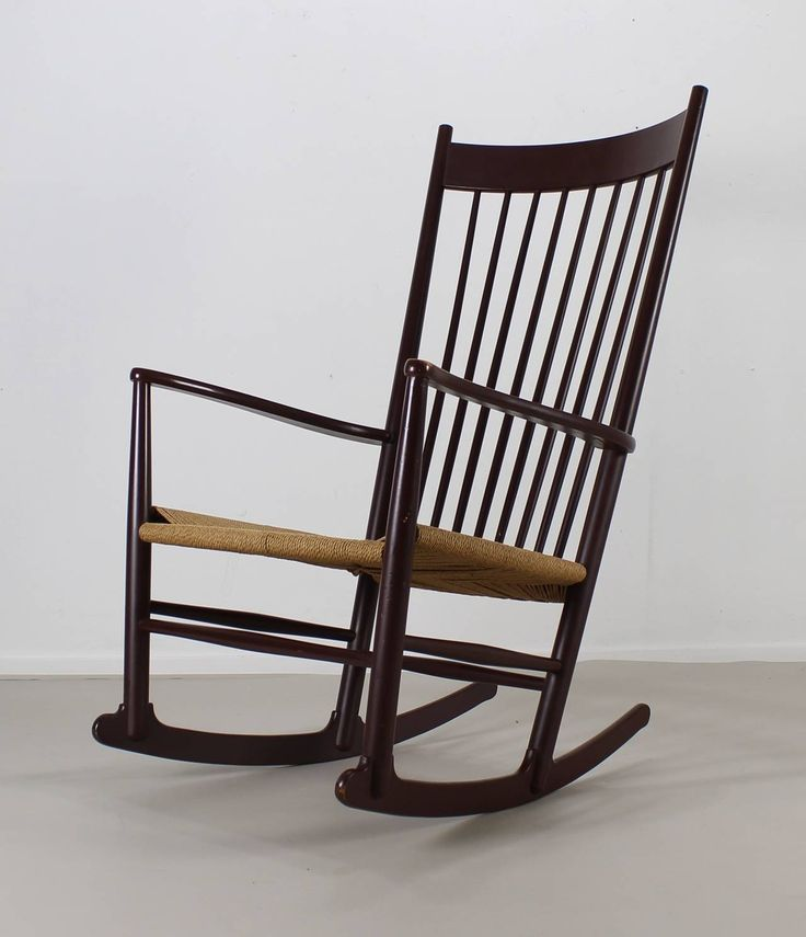 Hans Wegner Rocking Chair for FDB Møbler, Denmark