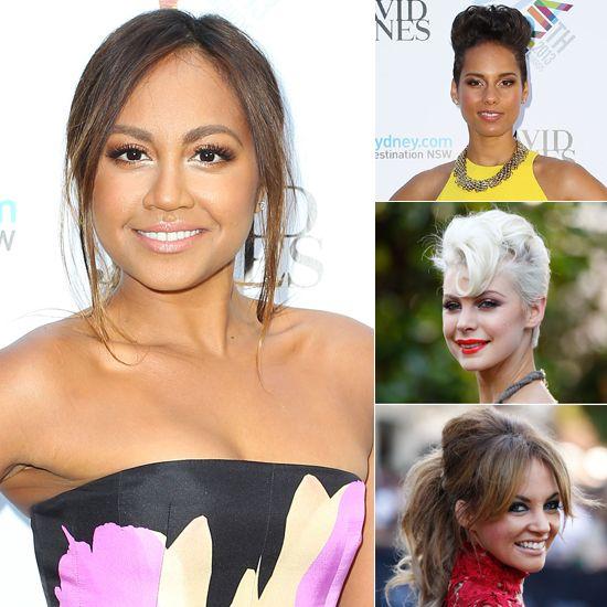 Best Beauty at the 2013 ARIA Awards! Jessica Mauboy, Alicia Keys & More