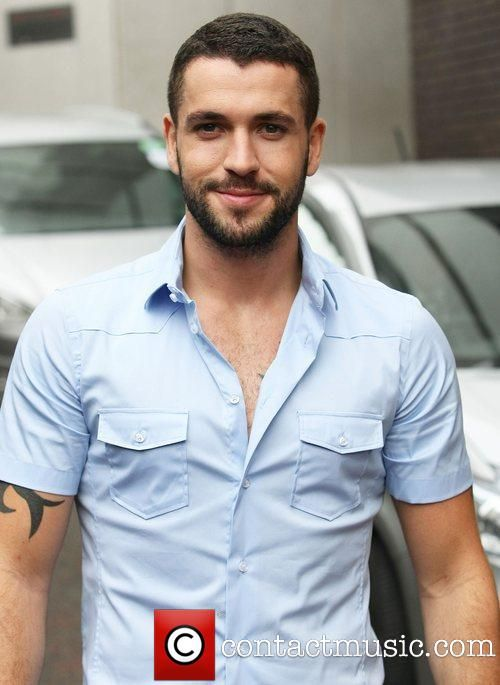 Shayne Ward  I love seeing this guy on Corrie street. <3