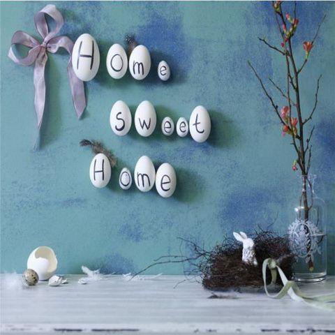 Tavaszi húsvéti dekorációs ötletek (18): Of, Die Feiertag, Dekoráció Ötletek, Easter Decor, Easter Eggs, Can The, Beaches Stones, At The, Happy Easter