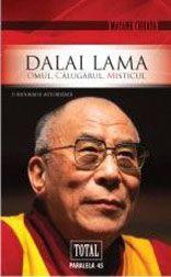 `Analizand viata Sfintiei Sale Dalai Lama, ca pe un individ in contextual diferitelor sale roluri de om, calugar si mistic, Mayank Chhaya a reusit sa prezinte un portret minunat al unuia dintre cei mai mari lideri mondiali.`   Desmond Tutu