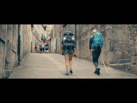 Caminho de Santiago | Valença - Tui - YouTube