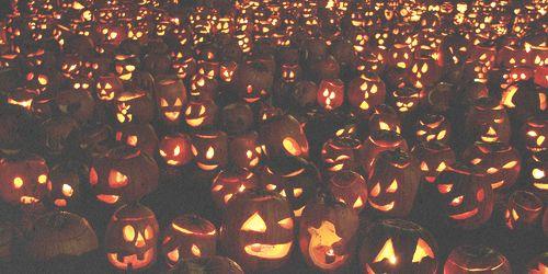 Halloween Twitter Header