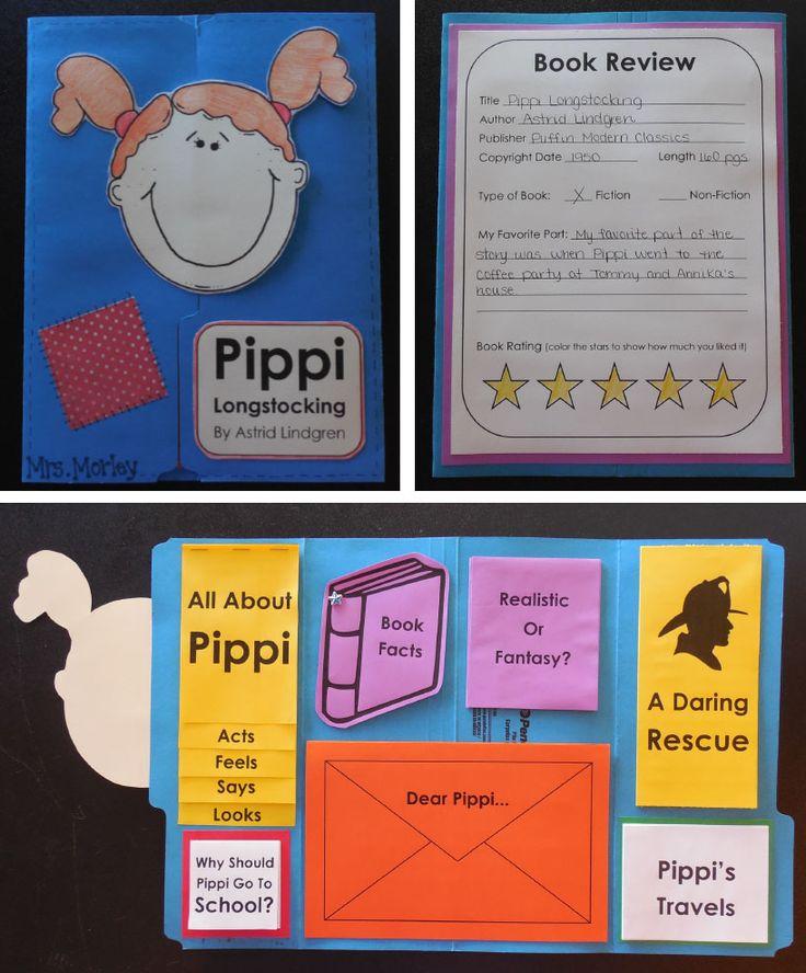 pippi longstocking lesson plans activities - Sök på Google