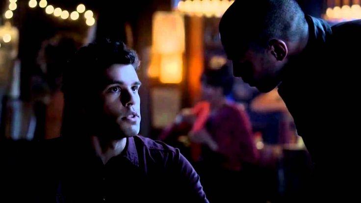 The Originals - Music Scene - Easy Easy by King Krule - 1x07