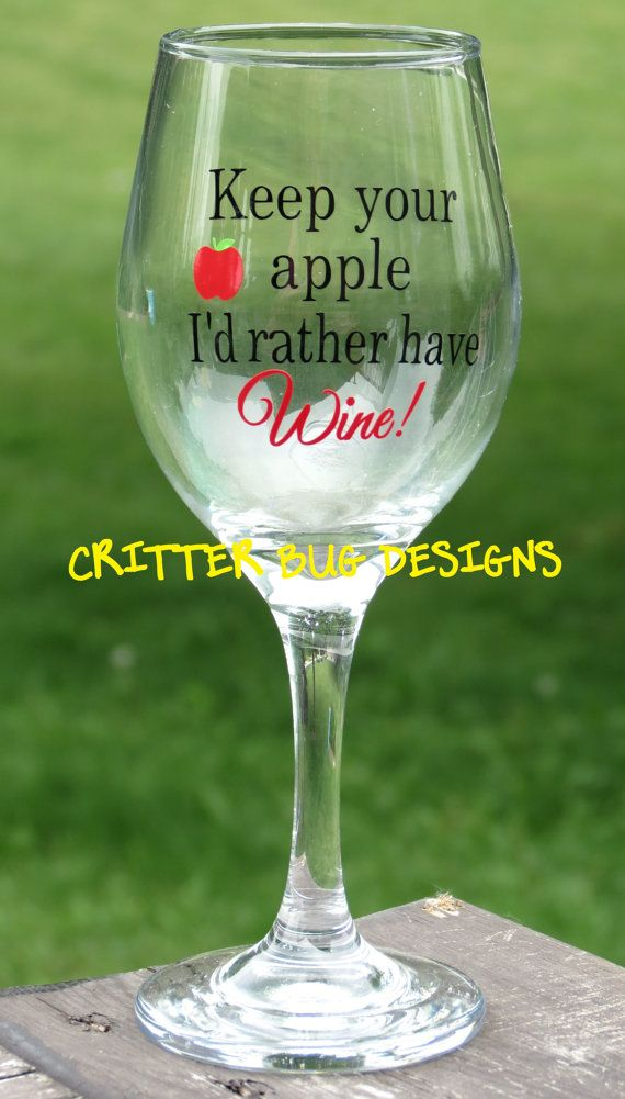 Best Images About Glasses On Pinterest Vinyl Decals Etched - Vinyl decals for drinking glasses