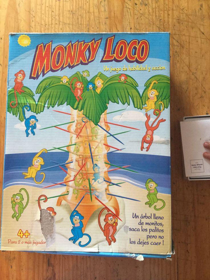 $4.000 - Juego Monkey Loco