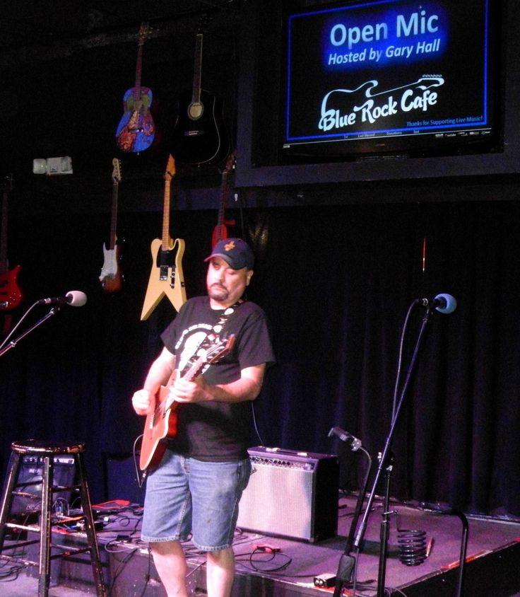Blue Rock Cafe Open Mic