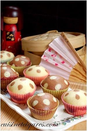 Cupcakes cuisson vapeur