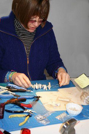 Jewelry Assembly Chicks INsource jewelry production #MadeintheUSA #MadeinAmerica