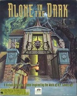 Alone in the Dark is a 1992 survival horror action-adventure video game designed by Frédérick Raynal and developed by Infogrames. The game has spawned several sequels as part of the Alone in the Dark series (as well as a film loosely based on the series) and is considered the first 3D survival horror game.