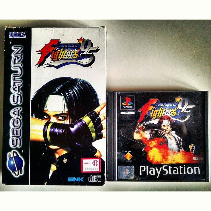 Shared by tora_retrogames #retrogames #microhobbit (o) http://ift.tt/1ZWvG6B consoles same game! The king of fighters '95 This was the last KOF game released in Europe till KOF 2001 for the PS2. #retrogame #retrogaming #retrogamers #retrogamer #kof95 #kingoffighters #kingoffighters95 #sony #sega #snk #ps1 #playstation #psx #segasaturn #32bits #32bit #neogeo