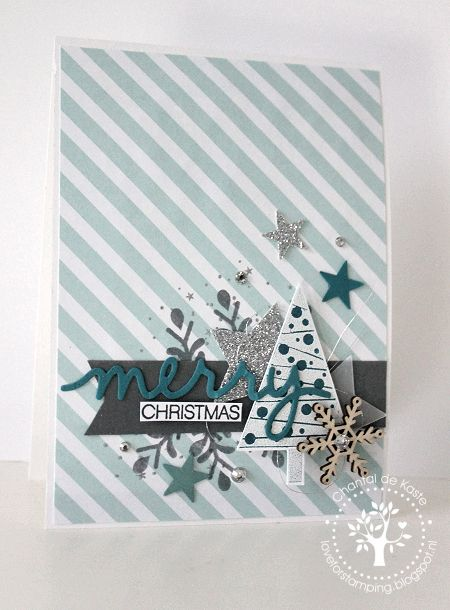 Love for Stamping: Merry Christmas!