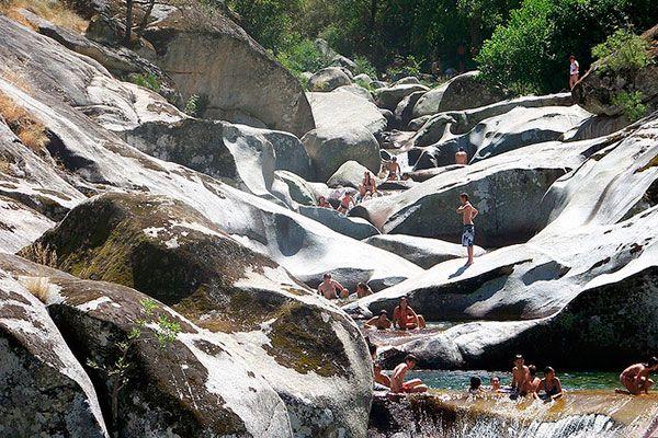 377 best images about 100 valle del jerte on pinterest for Piscinas naturales del jerte
