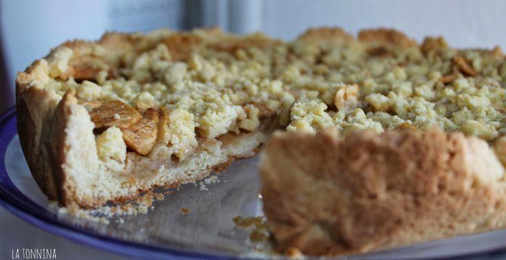 Una semplice ma gustosa nuova ricetta sul mio blog... La classica (ma sempre buona) torta di mele!