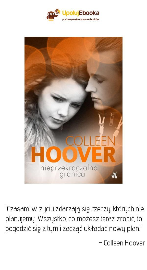 Nieprzekraczalna Granica Point Of Retreat Colleen Hoover