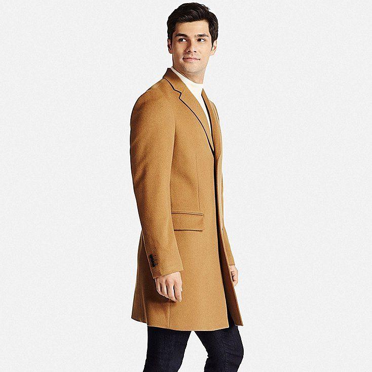 Bien connu Les 25 meilleures idées de la catégorie Manteau laine homme sur  FT64