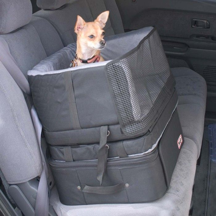 Stow and Go Dog Car Seat