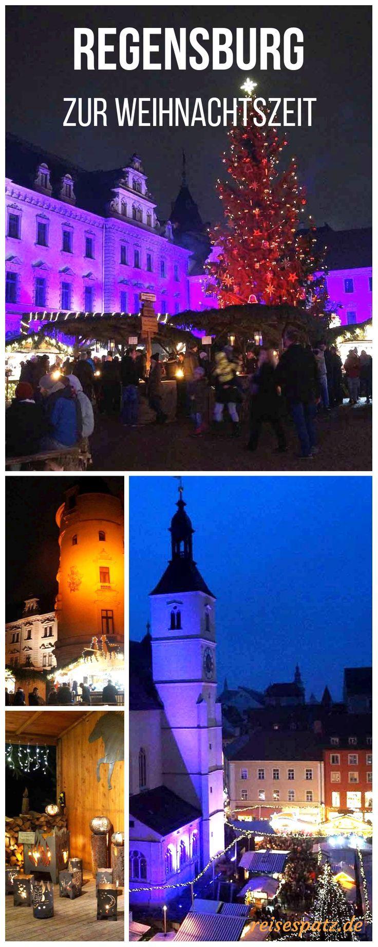 Die Schonsten Weihnachtsmarkte In Regensburg Alle Tipps Regensburg Urlaub Bayern Reisen