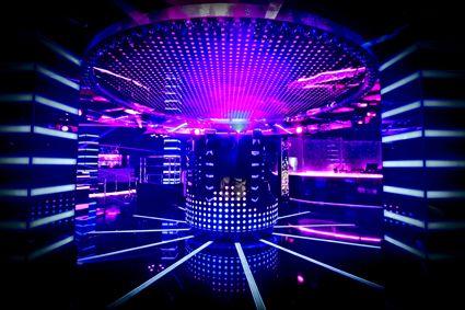 Nachtclub Aqwa Mist