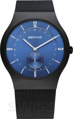 #Randka męskim okiem.  #Bering #Beringwatch #watch #zegarek #czarny #black #blue #niebieski #zegarki #butiki # swiss #butikiswiss