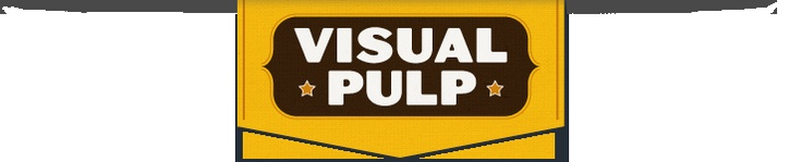Visual Pulp is a creative collective made up of successful designers and illustrators. We've joined our forces to beautify your life and bring meaning to what would otherwise be a pedestrian art form. Lots of items on sale. Great place to get hand-pulled prints and T's. #design #sale #creative #ValentinesDay #tshirt #poster