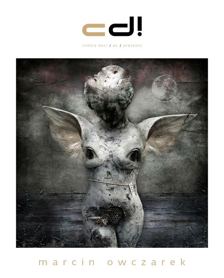 "contra doc! presents: ""Dystopy Land / Conditio Humana"" by Marcin Owczarek, cd! #2, pp. 171-187"