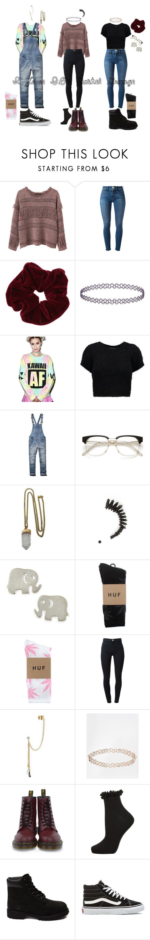 """90s Grunge school outfits"" by stellaluna899 ❤ liked on Polyvore featuring Isabel Marant, Frame, Miss Selfridge, Topshop, MYVL, even&odd, Abercrombie & Fitch, Lacey Ryan, Adia Kibur and Dogeared"