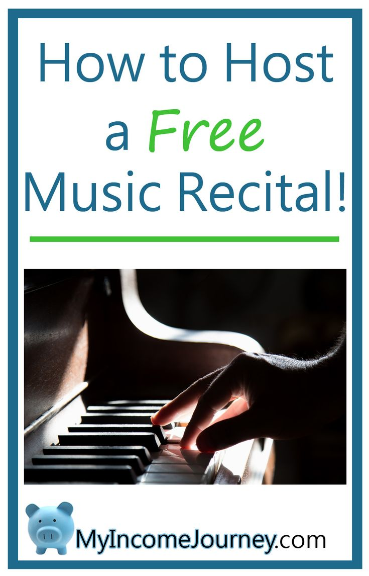 17 best piano books i love and use images on pinterest piano how to host a free music recital ideas of where to have your piano recital fandeluxe Gallery