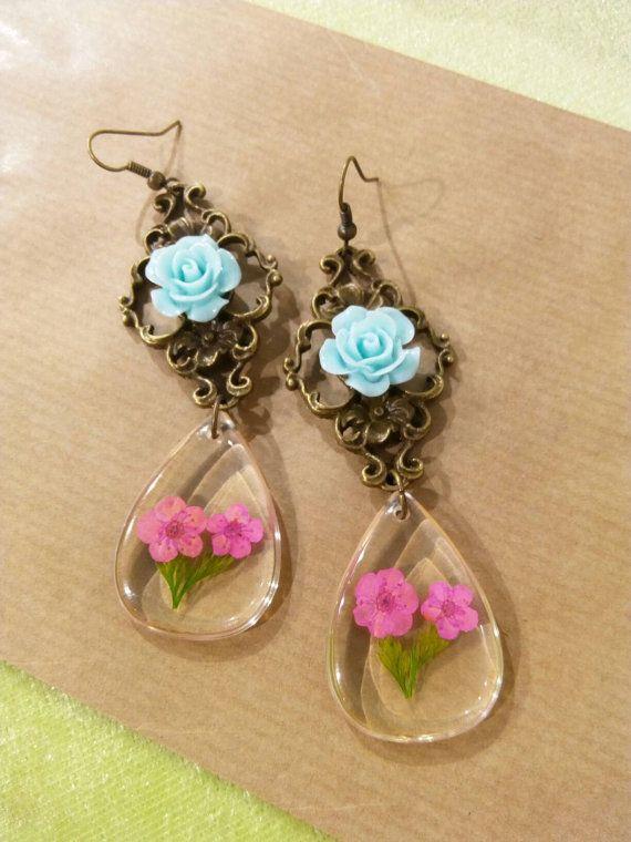 Guarda questo articolo nel mio negozio Etsy https://www.etsy.com/listing/484657834/shabby-chic-romantic-roses-on-bronze